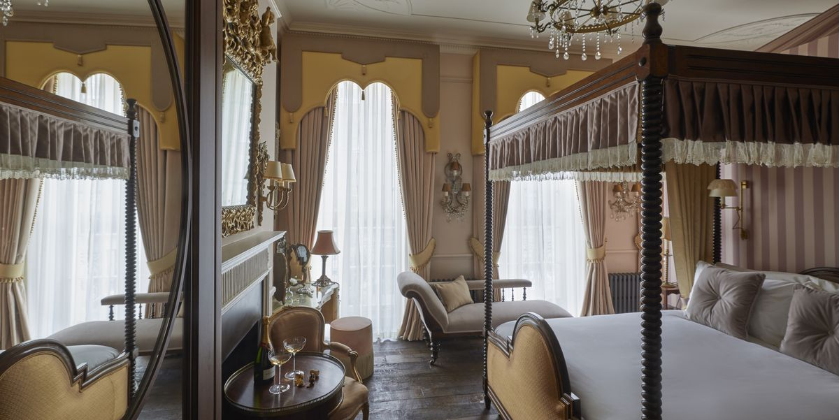 The best hotels for a London staycation