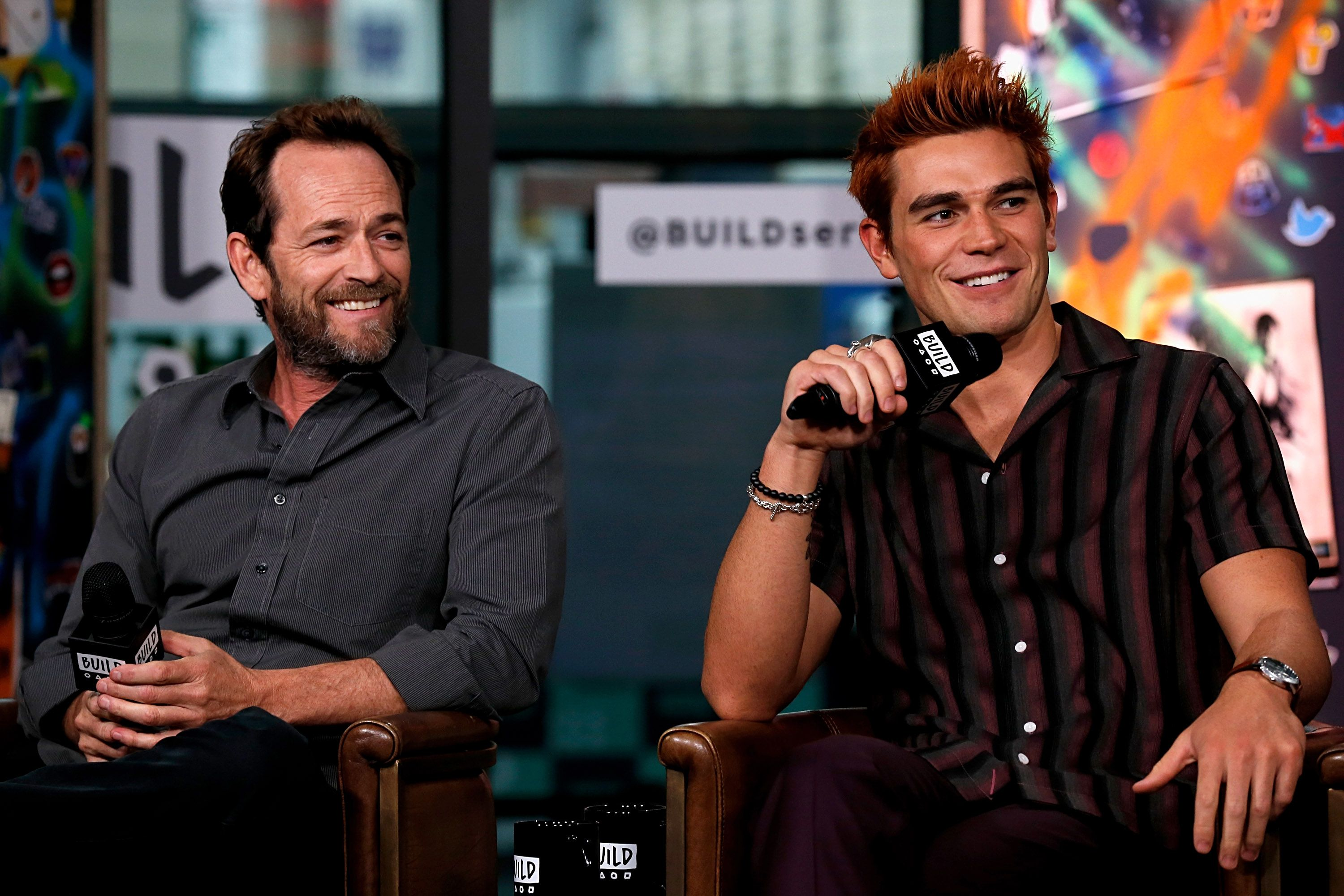 Fans Paid Tribute to Luke Perry During Last Night's Emotional 'Riverdale' Premiere