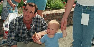 Luke Perry son Jack