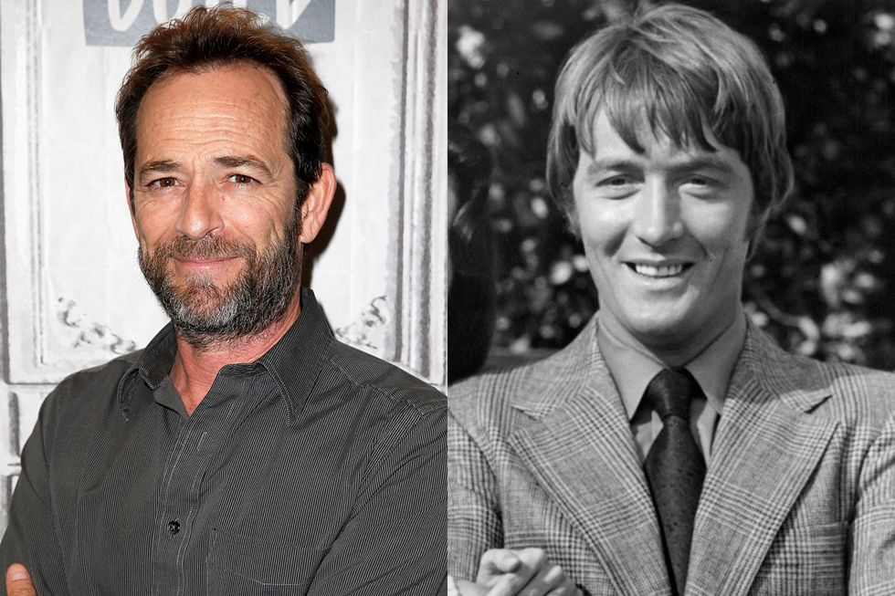 Luke Perry as Wayne Maunder