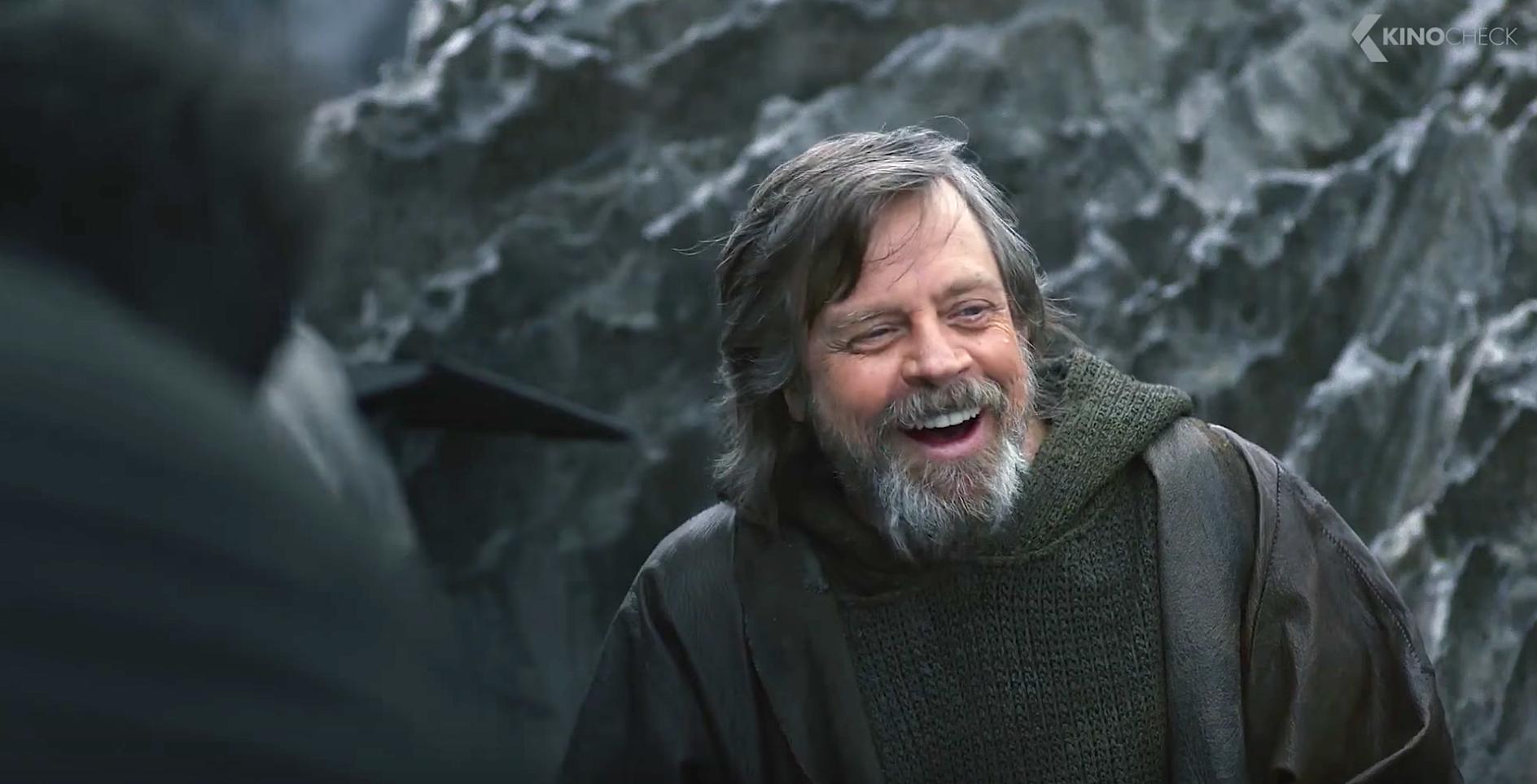 Confirmed: Luke Skywalker Fucks