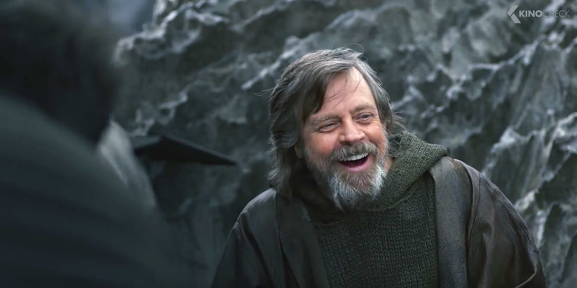 Mark Hamill says his character did not die a virgin.