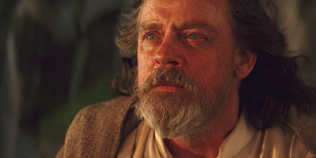 A Wild New Star Wars Theory Says Luke Skywalker Died Long Before 'The Last Jedi'