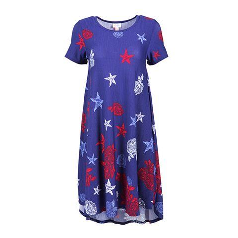 Clothing, Blue, Sleeve, White, Dress, Day dress, Red, Cobalt blue, Purple, Electric blue,