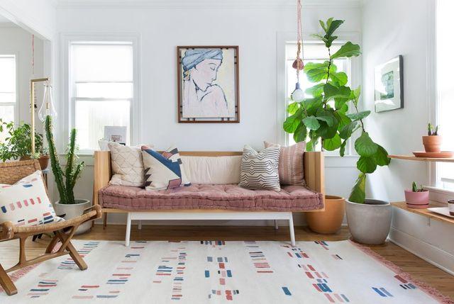 lulu and georgia rug living room