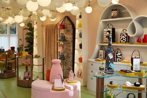 Lulu Guinness Opens New London Store With Interiors By Rachel Chudley