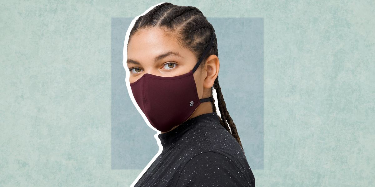 Lululemon Just Released Their Best-Selling $10 Face Masks In Some Really Cute New Colors