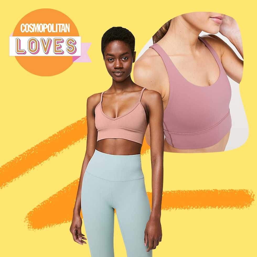 These Are The Cutest Best Fitting Lululemon Sports Bras We Ve Tried