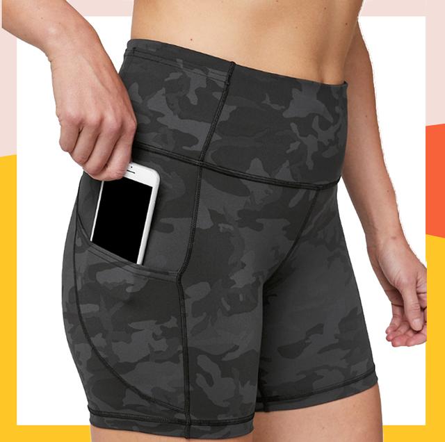 lululemon fast and free shorts, women's health uk