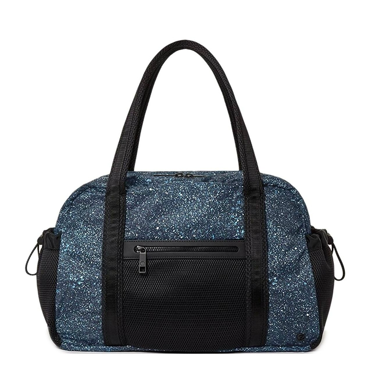 lululemon glitter gym bag for women