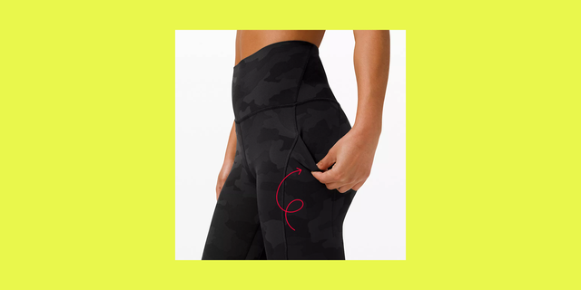 lululmeon leggings with pockets