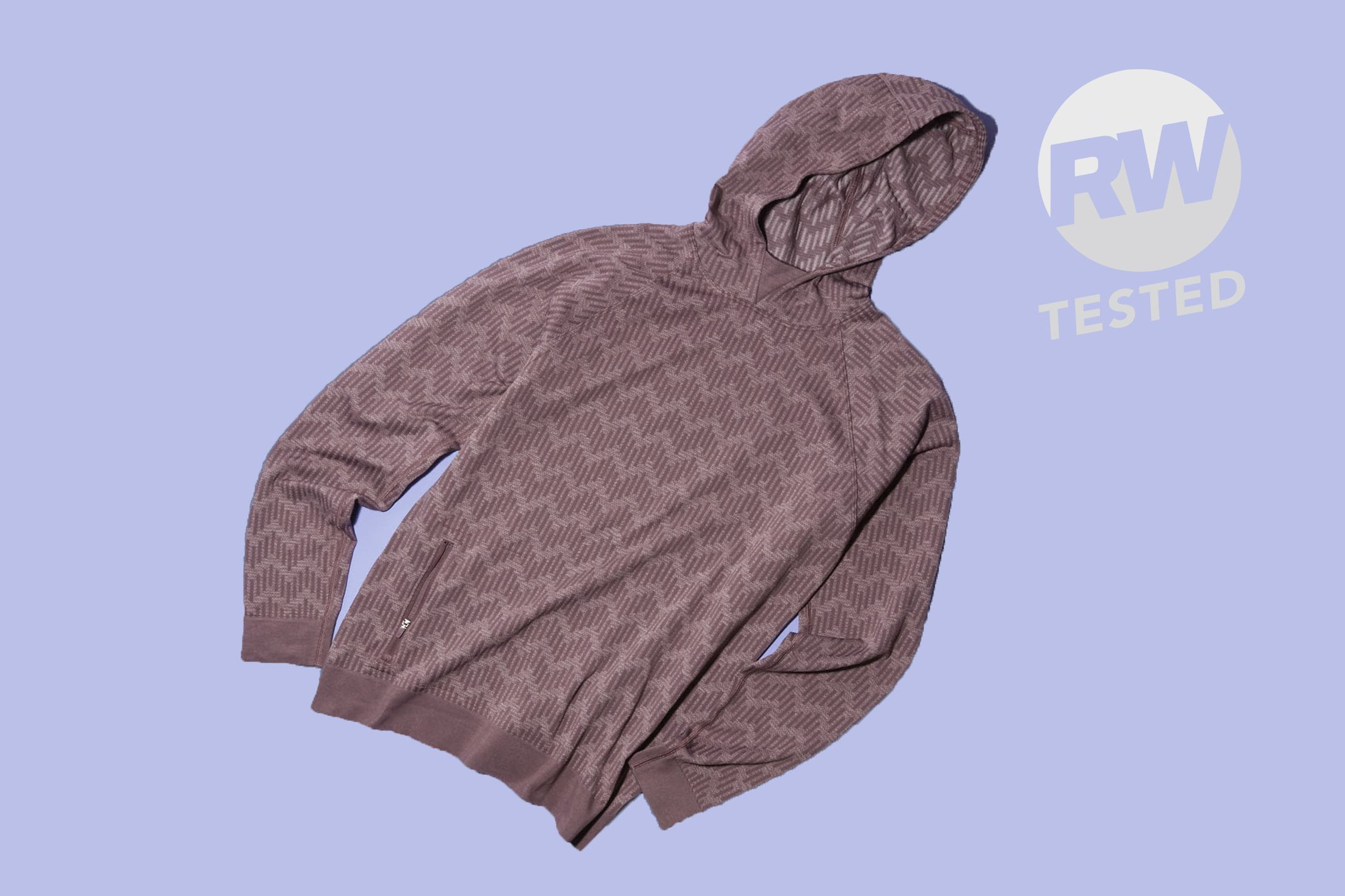 Lululemon's Rest Less Relaxed Hoodie Is the Perfect Fall Running Layer