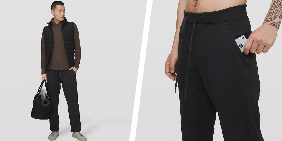 Lululemon is Slashing the Price of a Bunch of Sweatpants Right Now