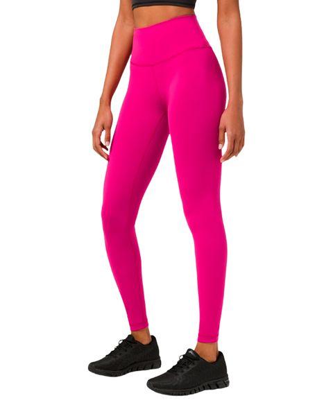lululemon wunder train high rise leggings  best high waisted leggings