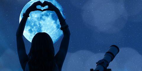 luna piena in pesci effetti segno zodiacale