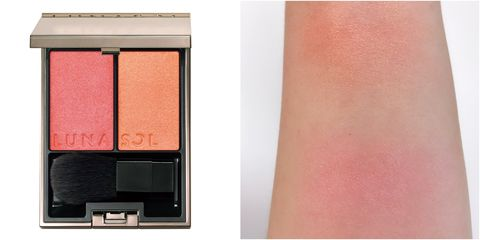 Face, Skin, Pink, Red, Eye, Cheek, Eye shadow, Beauty, Brown, Cosmetics,