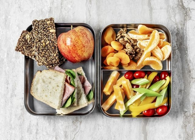 portion control   lunch box