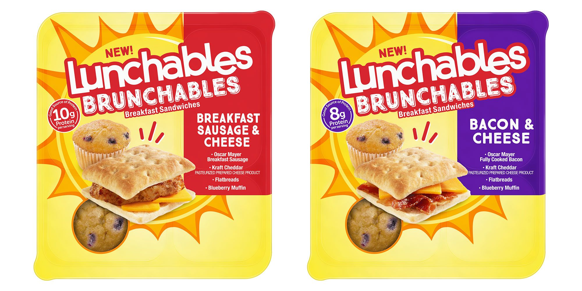 Lunchables Brunchables Are Coming So It's Time To Collectively Relive Our Childhood
