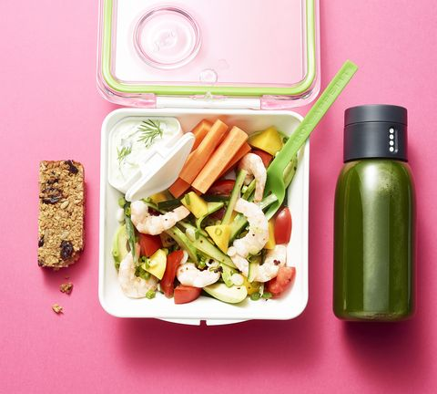 healthy cold lunches - women's health uk
