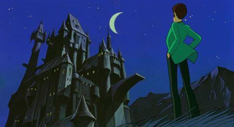 lupin 3 el castillo de cagliostro hayao miyazaki