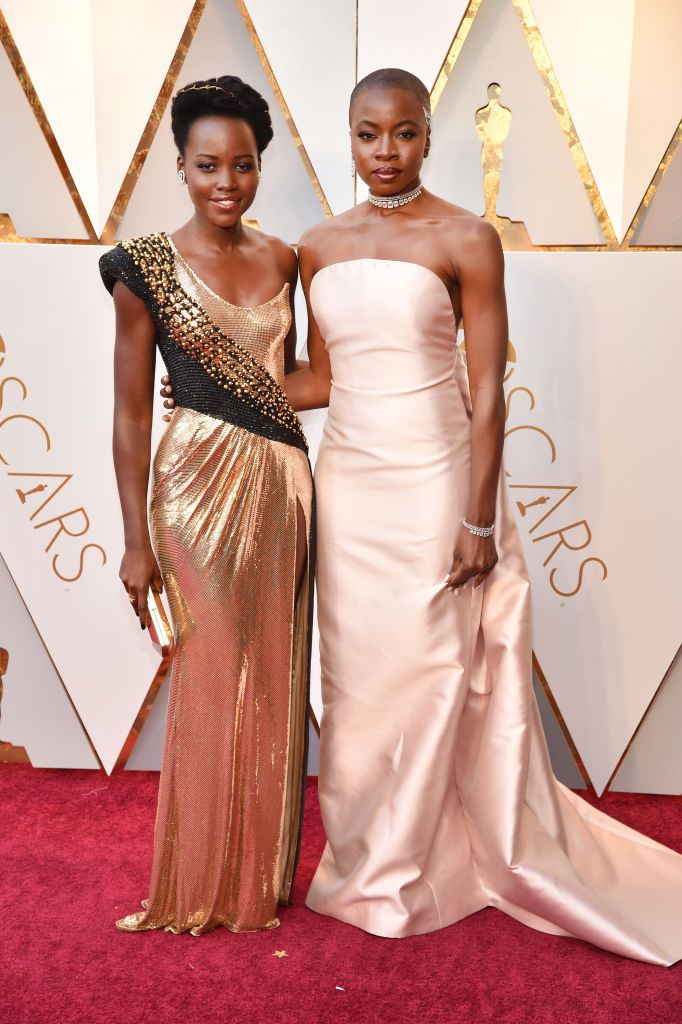 Lupita Nyong'o y Danai Gurira juntas en una serie de HBO