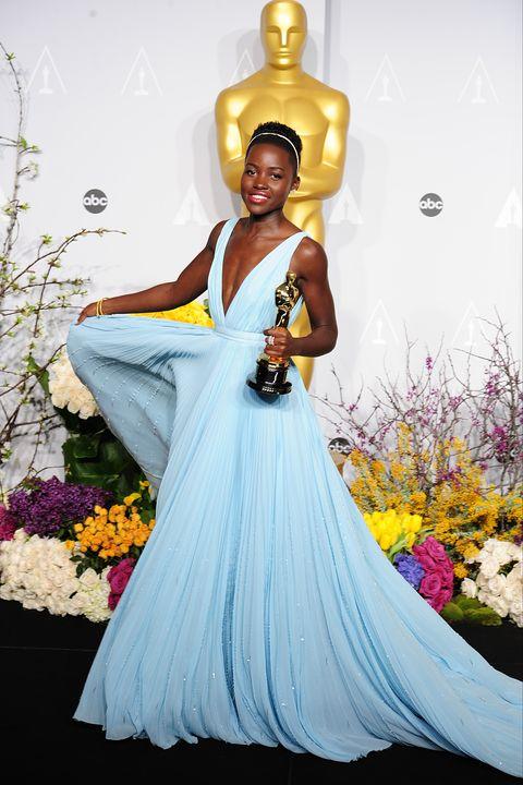 Academy Awards Lupita Nyong'o