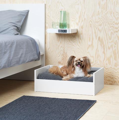 Estructura de cama LURVIG de IKEA para mascotas