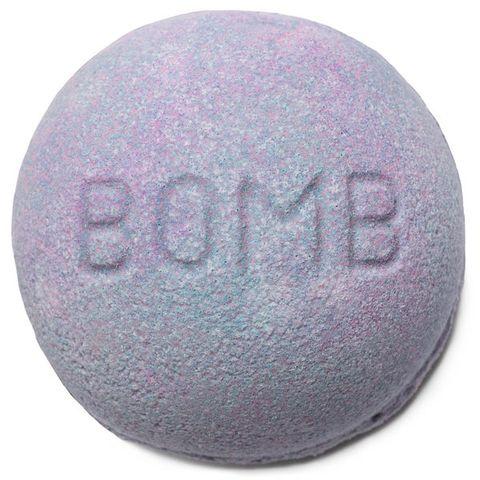 Lush Blackberry Bath Bomb