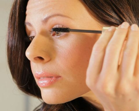 The Must-Try Tip for Thicker Lashes