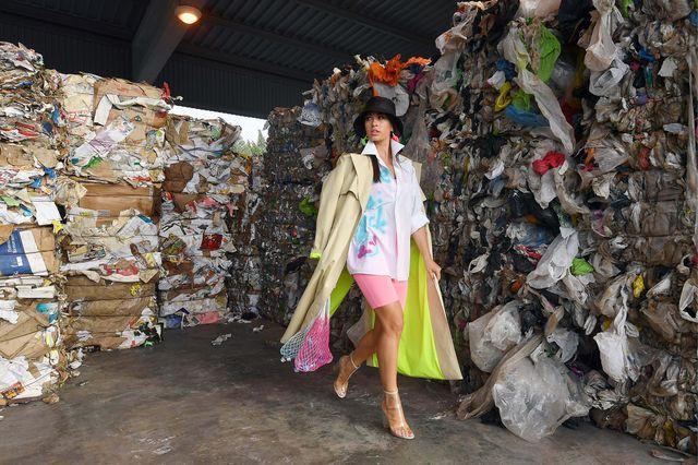 lusso riciclo e sostenibilità