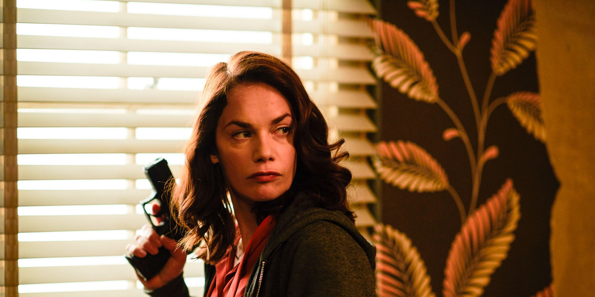 Ruth Wilson as Alison Morgan in Luther series 5
