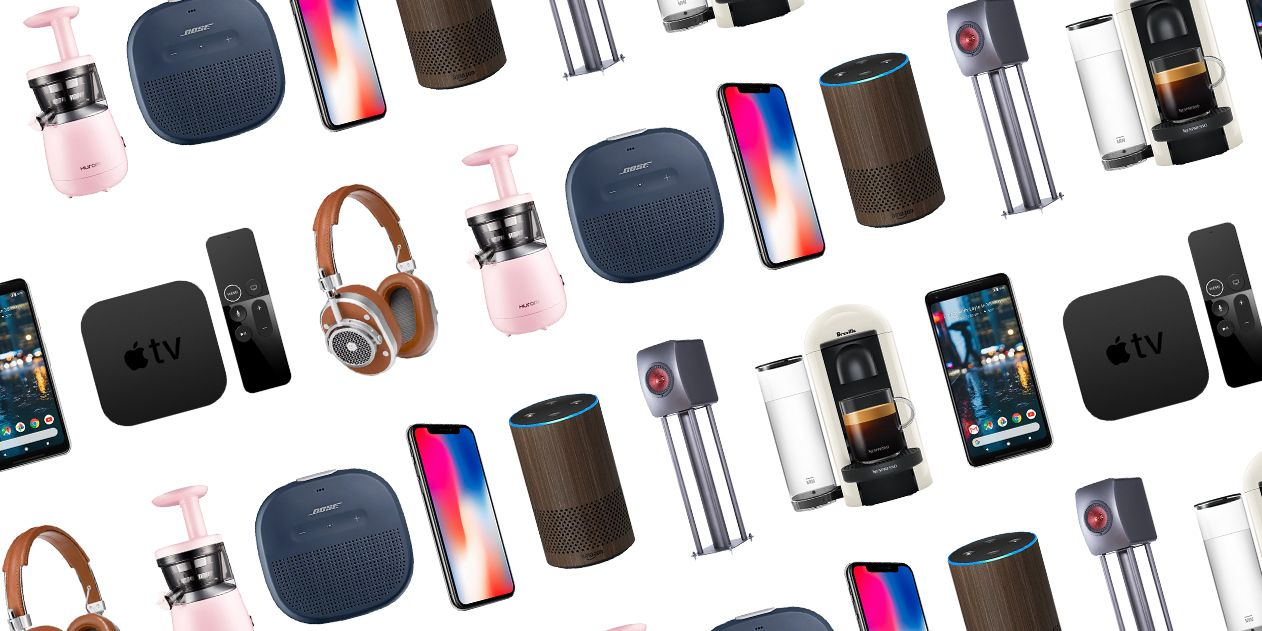 26 Cool Tech Gifts for 2018   High End Gadget Gift Ideas for Everyone