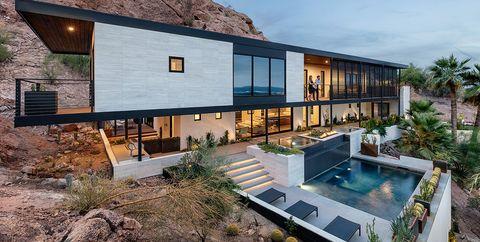 Uitgelezene Deze enorme villa in Phoenix is misschien wel een van de mooiste SM-52