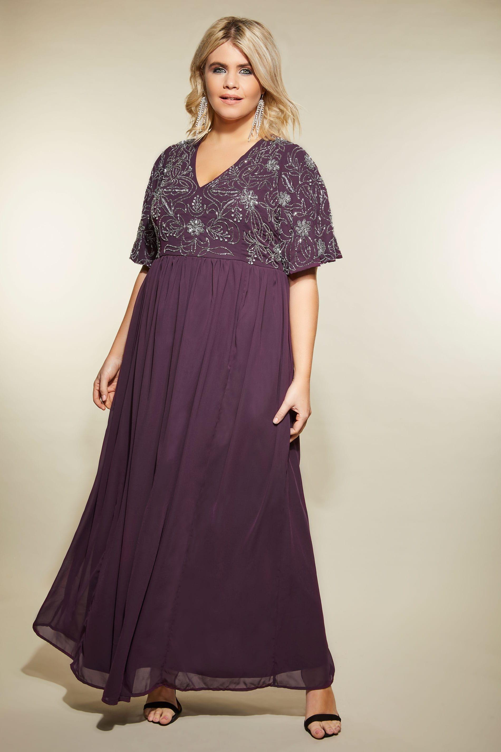 Plus size party dresses uk