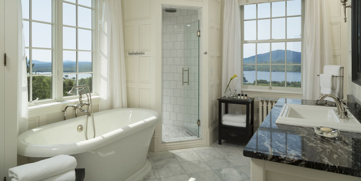 10 Bathroom Flooring Ideas Types Of