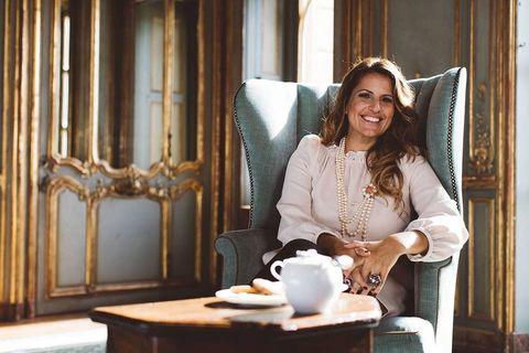 Luxury entrepreneur career advice