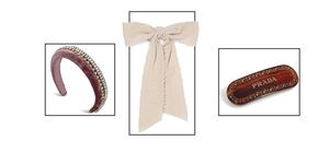 The best new hair accessories - luxury hair accessories