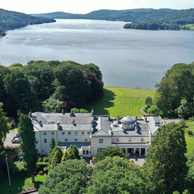 luxury hotels lake district