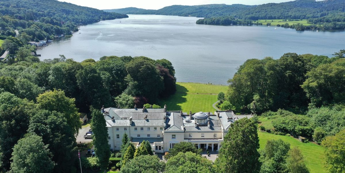 6 luxurious hotels in the Lake District for a summer getaway