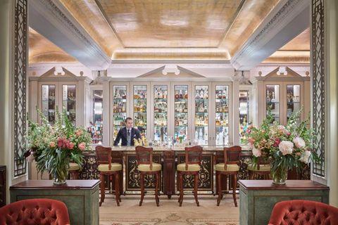 luxury hotels london