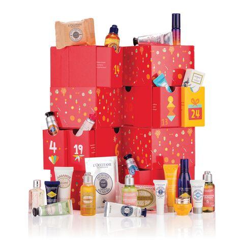 L\\\'Occitane Advent Calendar 2020 L'Occitane launches sustainable luxury beauty advent calendars