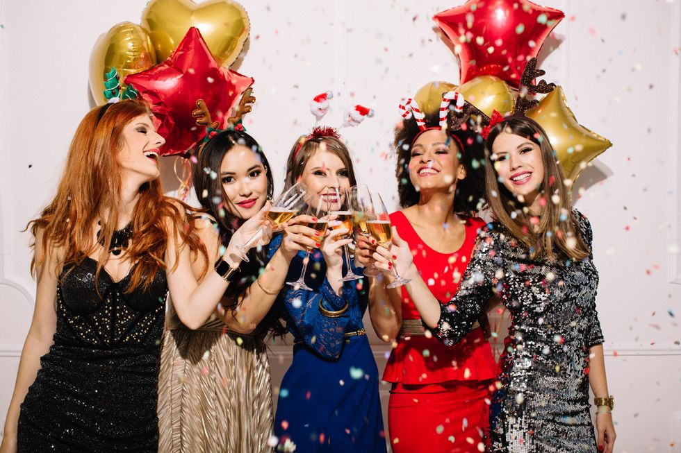60 Best New Year's Instagram Captions for All Your Confetti-Filled Party Photos