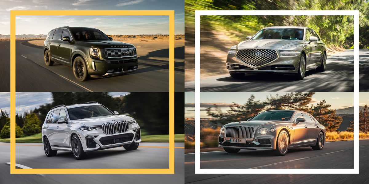 10 High-End Cars to Wish for and 10 Lower-Cost Alternatives That Fit More Budgets