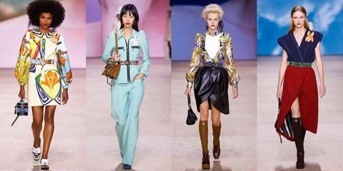 Fashion model, Fashion, Clothing, Runway, Fashion show, Fashion design, Event, Street fashion, Costume design, Style,