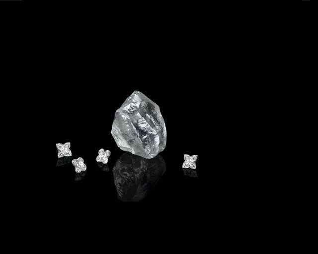 louis vuitton diamond
