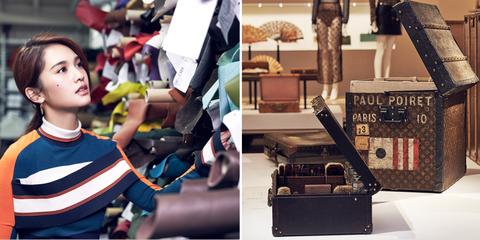藏在LV經典硬箱的4大工藝!穿線就讓楊丞琳手抖的巴黎工坊實作全紀錄