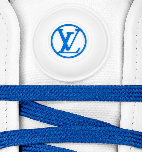 lv squad運動鞋設計細節