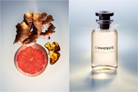 LV,路易威登,男性香水,香氛,格拉斯,戀愛味道,自然香味,夢中情人,玫瑰花園,香水實驗室