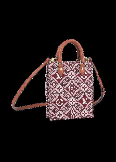 Bag, Handbag, Fashion accessory, Brown, Shoulder bag, Luggage and bags, Satchel, Tote bag, Pattern, Leather,