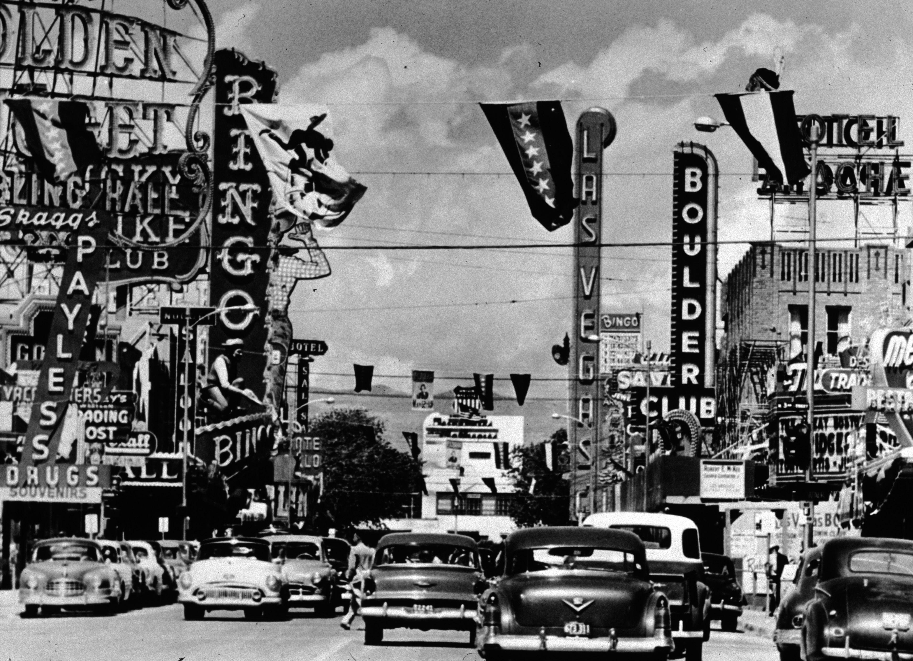 40 Best 1950s Las Vegas Photos - What Las Vegas Looked Like